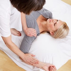 Home Shiatsu Massage