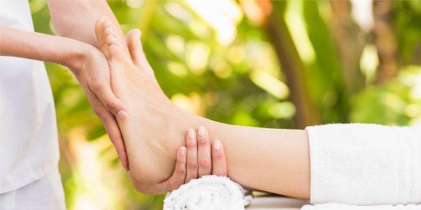 voetreflex voetmassage