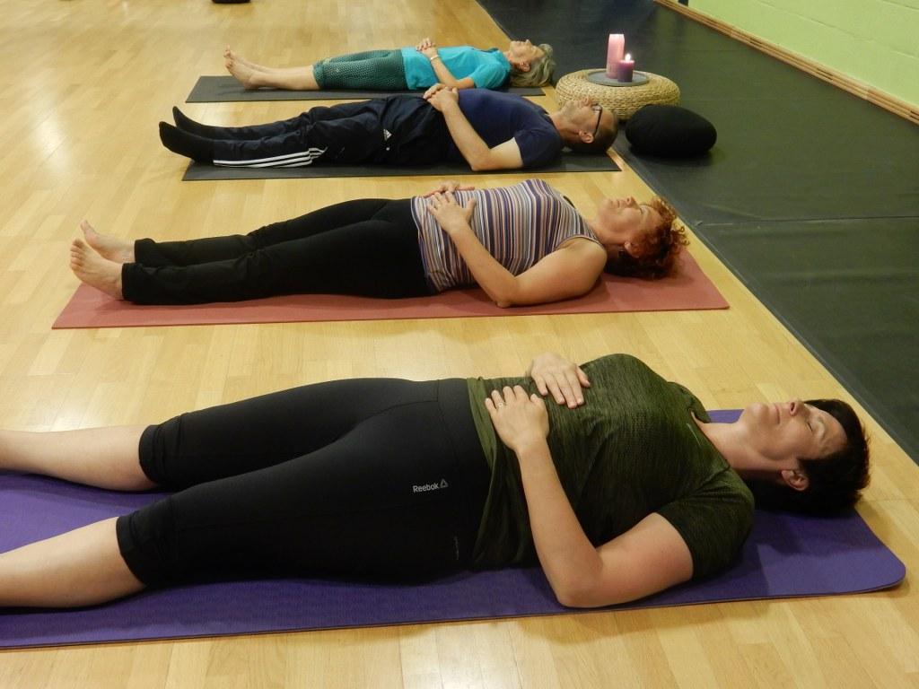Relaxatie mindfulness Adamas