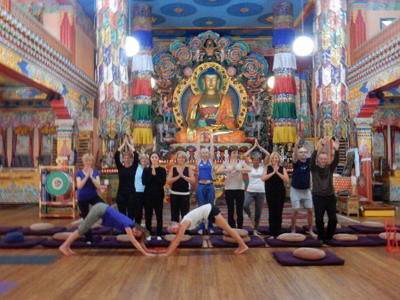 Yoga Mindfulness teambuildingsactiviteiten
