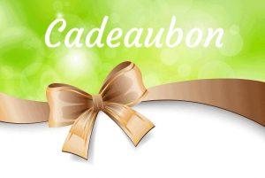 Cadeaubonnen Kadobon