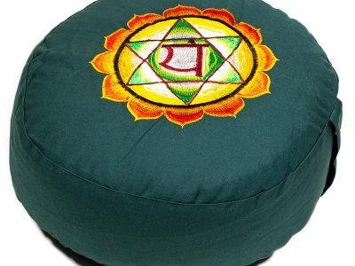 4de chakra meditatiekussen mindfulness