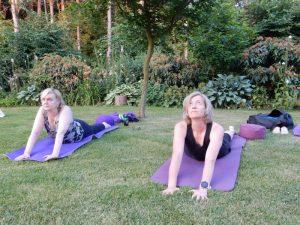 Yoga bij rugklachten